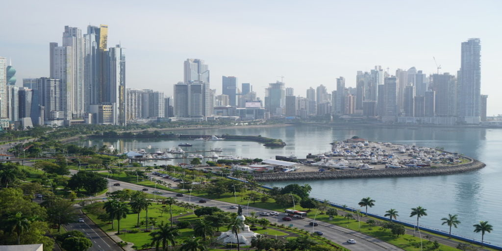 Skyline Panama City